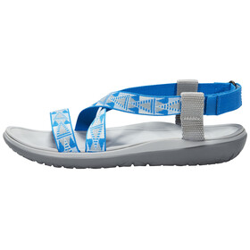 Teva Terra-Float Livia - Sandales Femme - gris/bleu